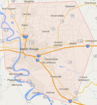 Covering the metro Baton Rouge area