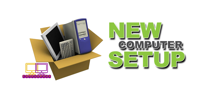 new-computer-setup